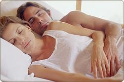 как спят наши жены