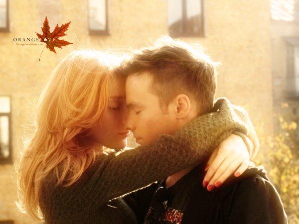 """только что посмотрела фильм  """"OrangeLove """" слов нет впечатлило.еще как мороз по..."""