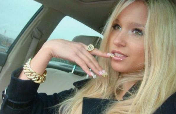 Фото и картинки девушек блондинок фото 54-393