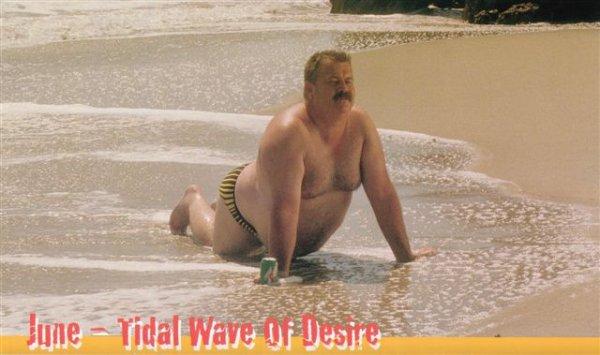 Tidal Wave of Desire