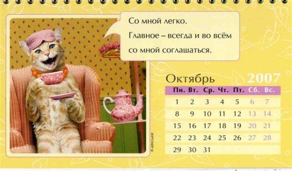 Календарь женщины)